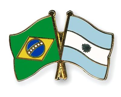 crossed flag