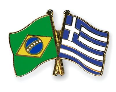Βραζιλία - Ελλάδα 79 - 78 Flag-Pins-Brazil-Greece
