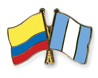 guatemala colombia: