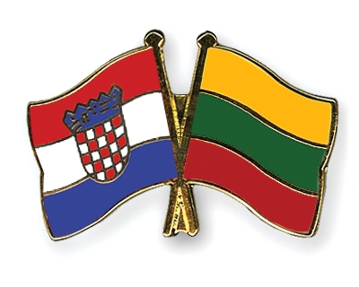 Image result for croatia and lithuania