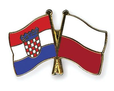 Image result for croatian and poland flag
