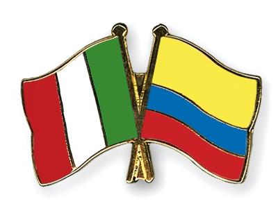 Resultado de imagen para italy and colombia