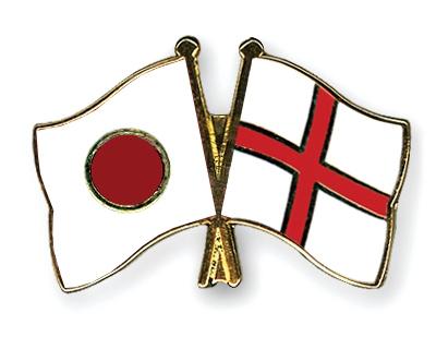 england and japan Japan (japanska: 日本 nihon eller nippon formellt 日本国 eller nihon-koku eller nippon-koku  bokstavligt staten japan) är en östat och konstitutionell.