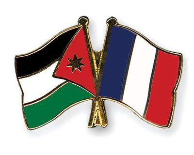 jordan and france