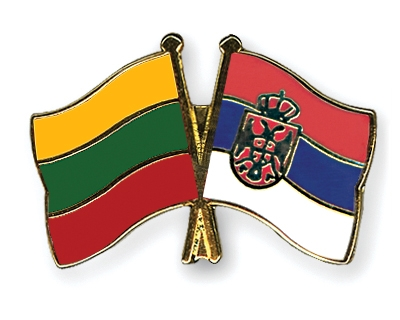 Eurobasket 2021 Flag-Pins-Lithuania-Serbia-without-Crest