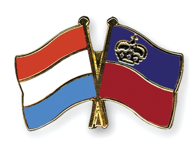 Liechtenstein and Luxembourg