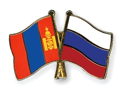 флаг монголии