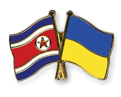 ukraine and north korea the