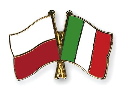 Znalezione obrazy dla zapytania: Polish Italian friendship