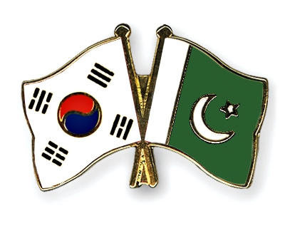 Image result for south korea pakistan flag