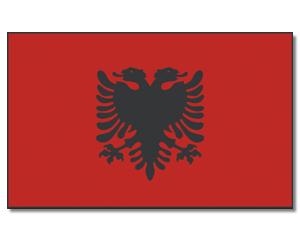 Flag Albania static
