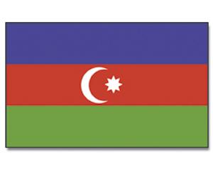 Flag Azerbaijan static