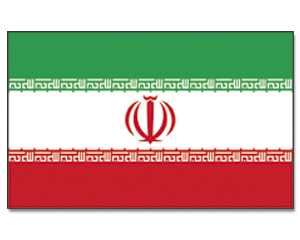 Flag Iran static