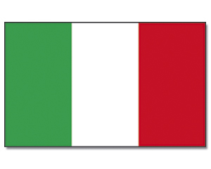Flag Italy static