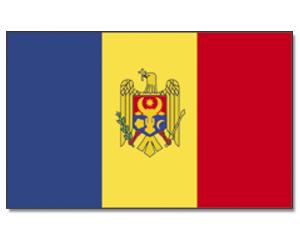 Flag Moldova static