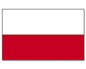 Flag Poland static