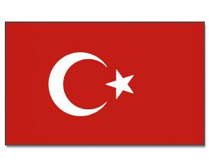 Flag Turkey static