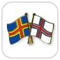 crossed-flag-pins-special-offer-Aland-Faeroe-Islands