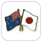 crossed-flag-pins-special-offer-Australia-Japan