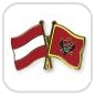 crossed-flag-pins-special-offer-Austria-Montenegro