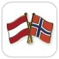 crossed-flag-pins-special-offer-Austria-Norway