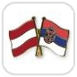 crossed-flag-pins-special-offer-Austria-Serbia