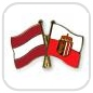 crossed-flag-pins-special-offer-Austria-Upper-Austria