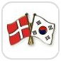 crossed-flag-pins-special-offer-Denmark-South-Korea