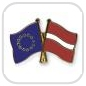 crossed-flag-pins-special-offer-European-Union-Latvia