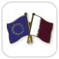 crossed-flag-pins-special-offer-European-Union-Qatar