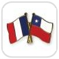 crossed-flag-pins-special-offer-France-Chile