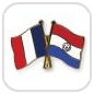 crossed-flag-pins-special-offer-France-Paraguay