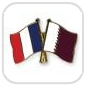 crossed-flag-pins-special-offer-France-Qatar