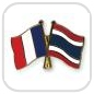 crossed-flag-pins-special-offer-France-Thailand