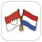 crossed-flag-pins-special-offer-Franconia-Netherlands