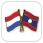 crossed-flag-pins-special-offer-Netherlands-Laos
