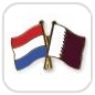 crossed-flag-pins-special-offer-Netherlands-Qatar