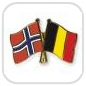 crossed-flag-pins-special-offer-Norway-Belgium