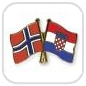 crossed-flag-pins-special-offer-Norway-Croatia