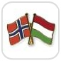 crossed-flag-pins-special-offer-Norway-Hungary