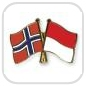 crossed-flag-pins-special-offer-Norway-Indonesia