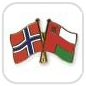 crossed-flag-pins-special-offer-Norway-Oman