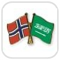 crossed-flag-pins-special-offer-Norway-Saudi-Arabia