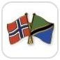 crossed-flag-pins-special-offer-Norway-Tanzania