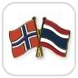 crossed-flag-pins-special-offer-Norway-Thailand