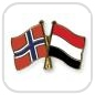 crossed-flag-pins-special-offer-Norway-Yemen