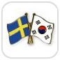 crossed-flag-pins-special-offer-Sweden-South-Korea