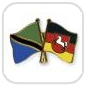 crossed-flag-pins-special-offer-Tanzania-Lower-Saxony
