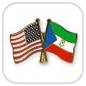 crossed-flag-pins-special-offer-USA-Equatorial-Guinea