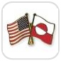 crossed-flag-pins-special-offer-USA-Greenland